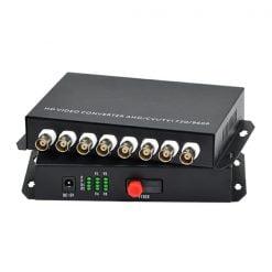 Converter quang 8 BNC
